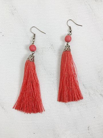 The Wayan Tassel Earrings
