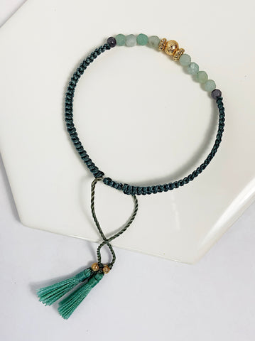 Balinese Friendship Bracelets with Tassels