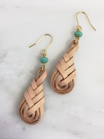 Myoga Knot Earrings