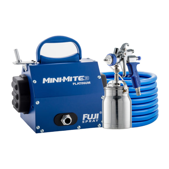 2903-T70 Mini-Mite 3 PLATINUM™ System w/Bottom Feed