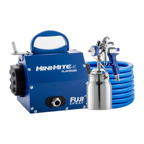 2904-T70 Mini-Mite 4 PLATINUM™ System w/Bottom Feed