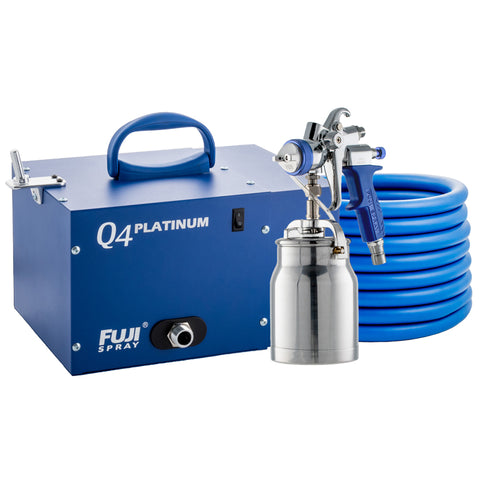 3004-T70 Q4 PLATINUM™ Quiet System w/Bottom Feed