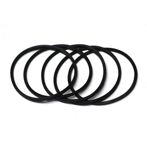 9050-5 Gaskets for 400cc Gravity Cup - (5)