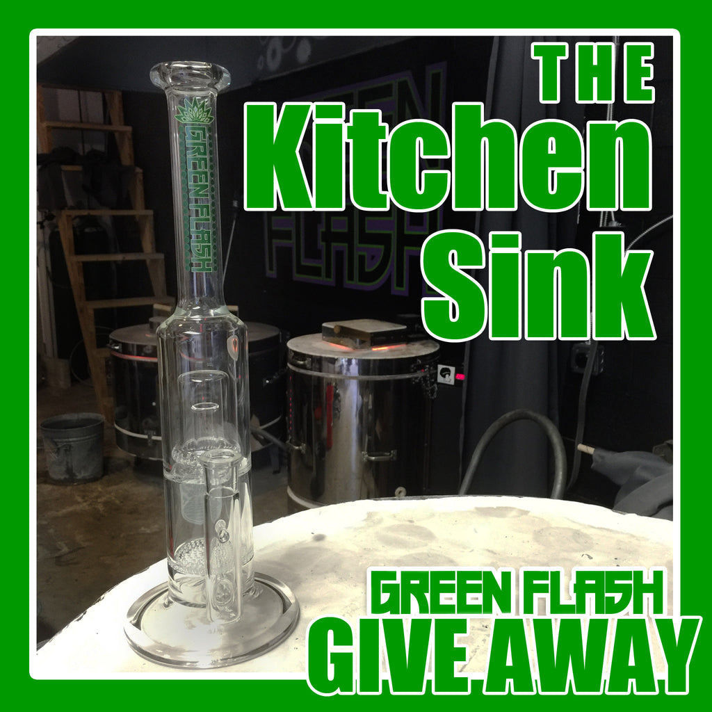 Win The Kitchen Sink!