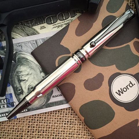 308 Nickel Pen
