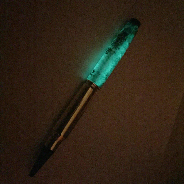 308 Zombie Pen with Green Glow