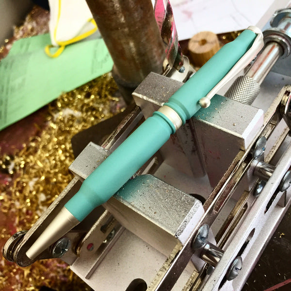 308 Tiffany Blue Cerakoted Pen