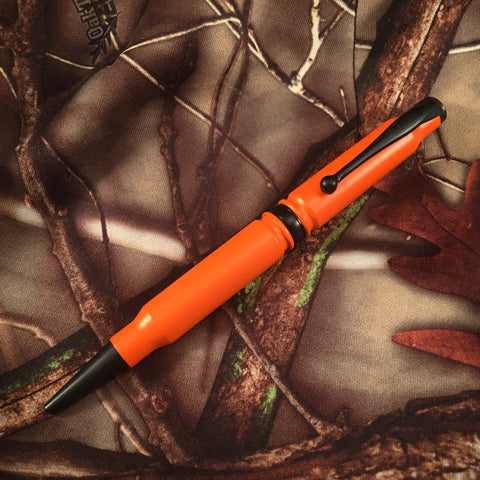 308 Safety Orange Cerakoted Pen