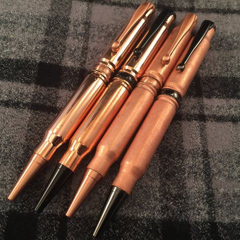 308 Liberty Copper Plated Pens