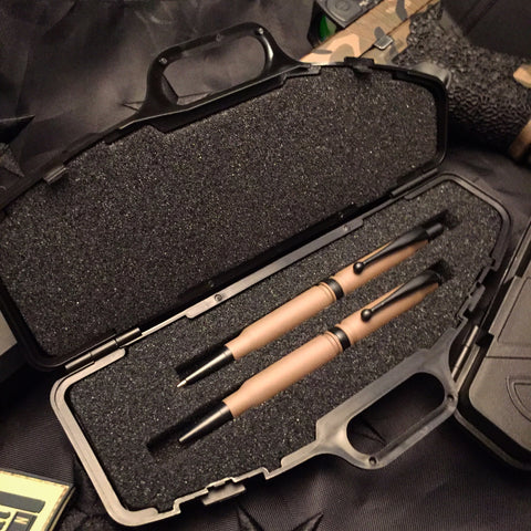 308 Magpul FDE Pen and Pencil Set