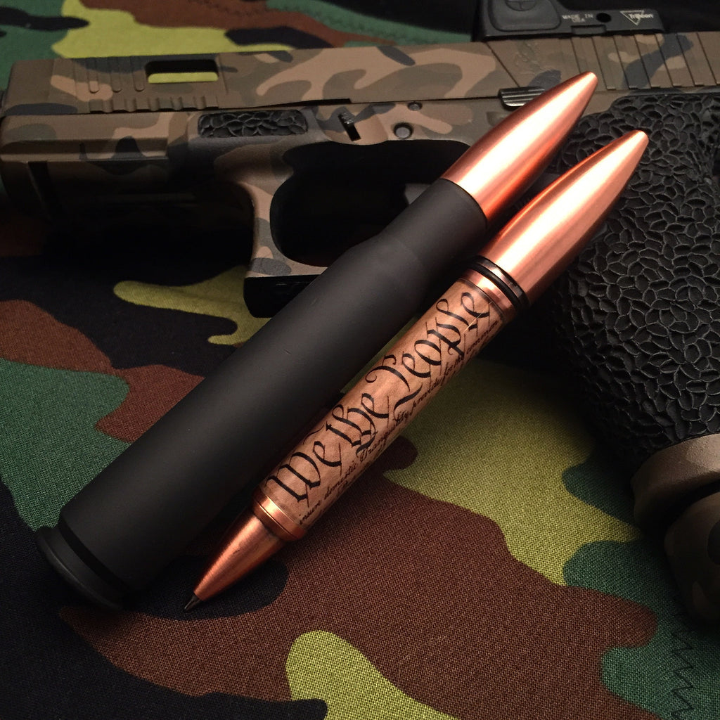 We The People 50 cal Pen