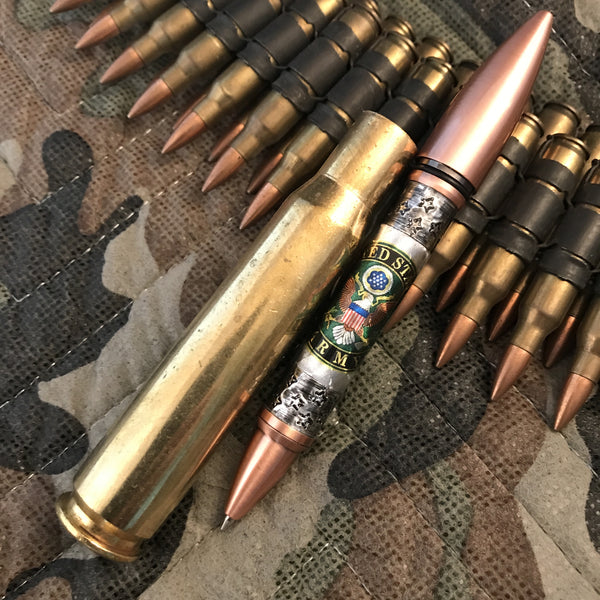 50 Cal Armed Forces Pen
