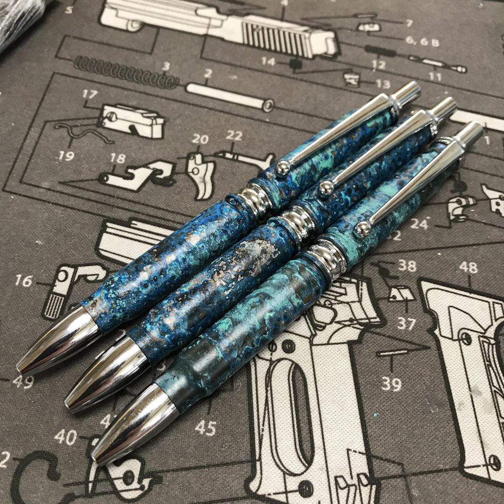 Lost at Sea Click pens