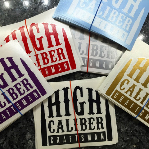 HCC Logo Sticker