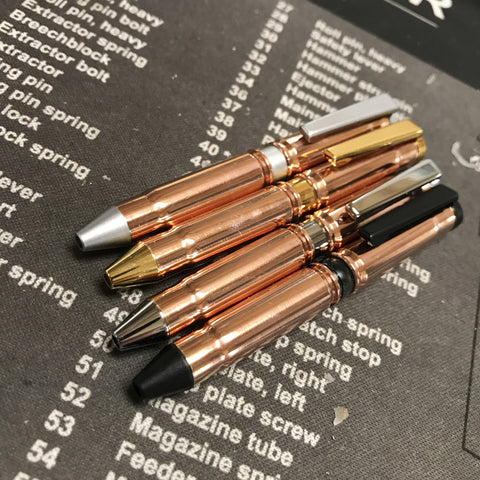 300 Blackout Liberty Copper Concealed Carry Mini Pen