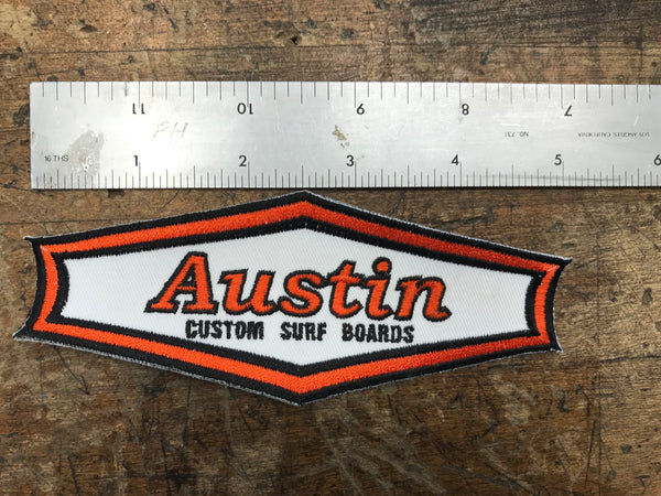 Austin Surfboards Patch Pack