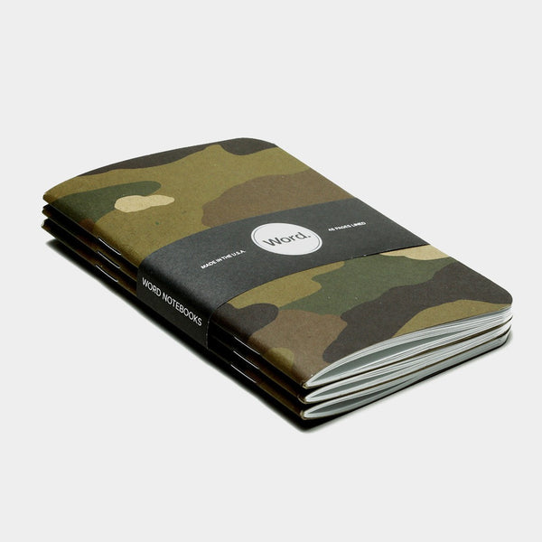 Word Notebooks
