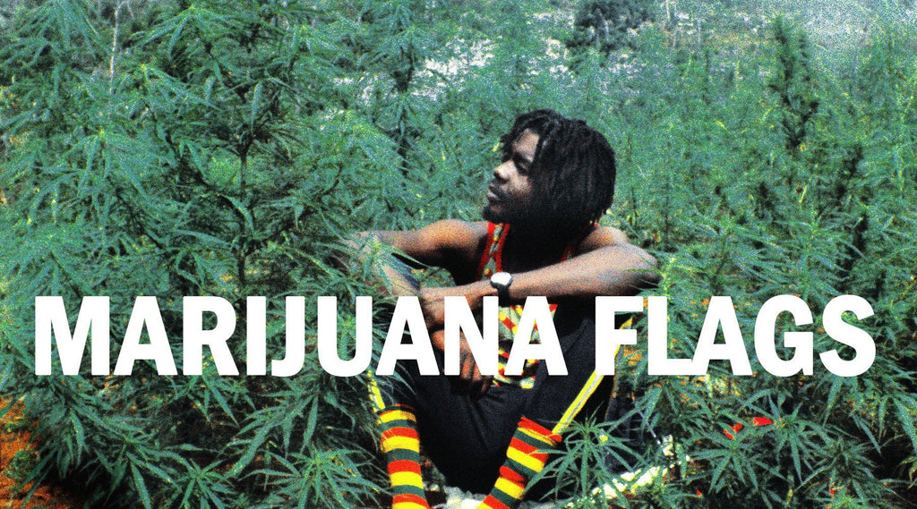 Marijuana Flags - NOW AVAILABLE!!!