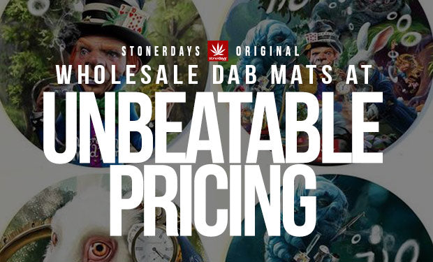 Dab Mats At Wholesale Pricing That Can't Be Beat
