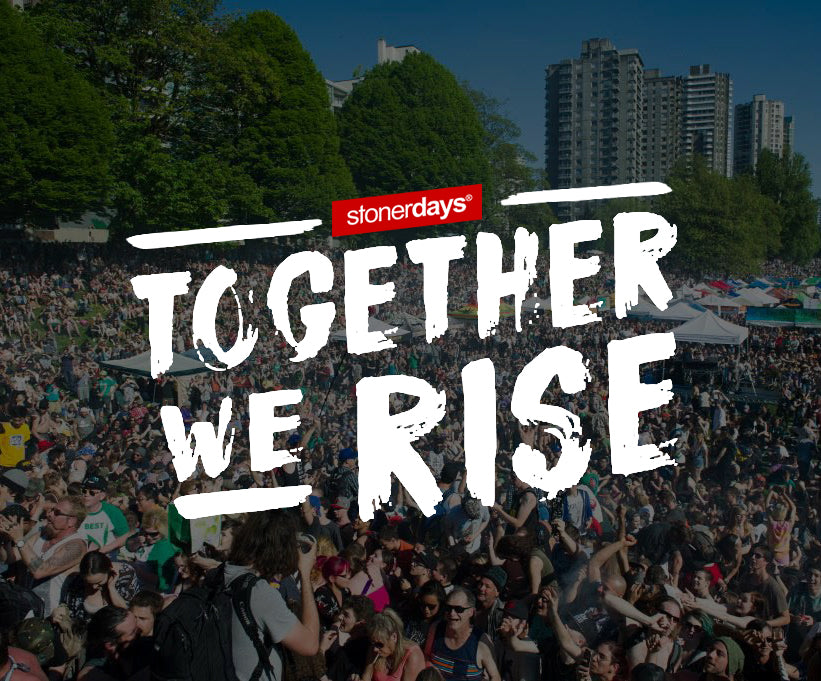 Together We Rise: The Entire Cannabis Community Rising Up!