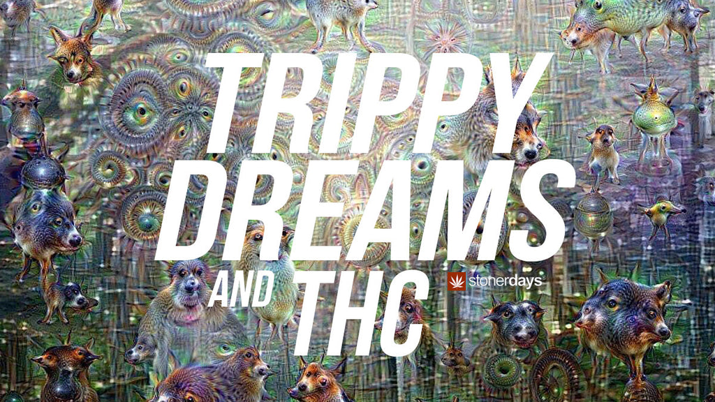 Trippy Dreams and THC By Trippy Cannabis Clothing Manufacturers