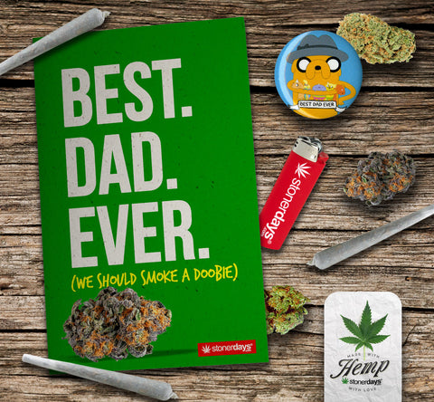 dad father best greeting card