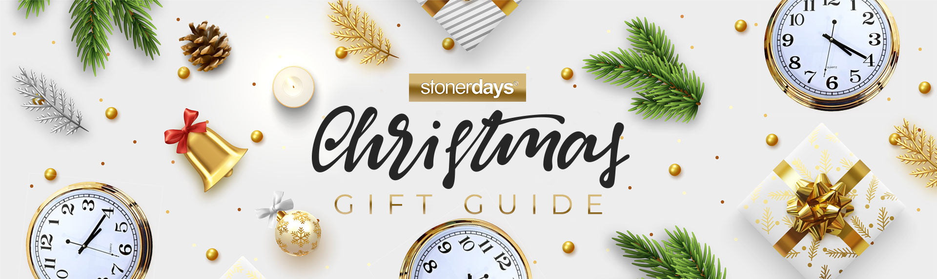 Christmas Gift Guide StonerDays