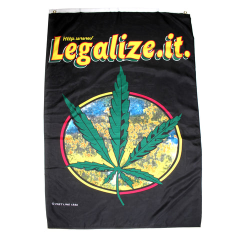 marijuana flag legalize it