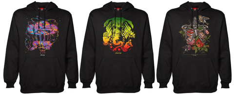 wholesale cannabis hoodies