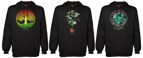 cannabis wholesale hoodies