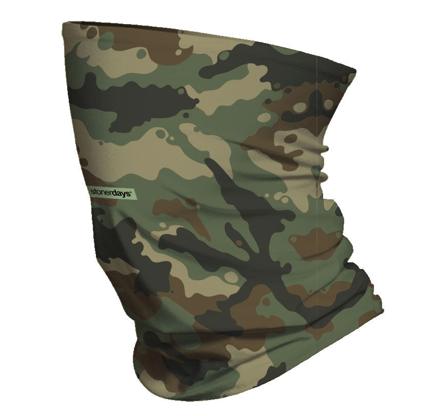 Army Pattern Neck Gaiter