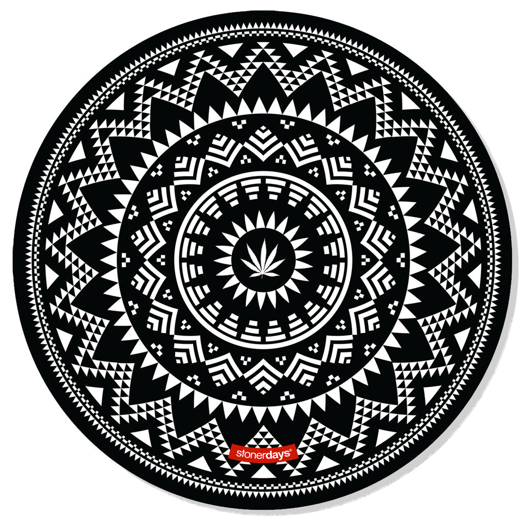 Aztec Spiral Creativity Mat Set