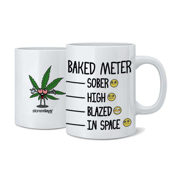 BAKED METER COFFEE MUG