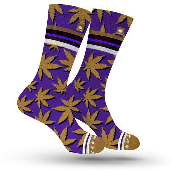 BALTIMORE MARIJUANA SOCKS