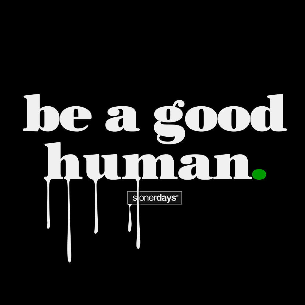 Be A Good Human Racerback