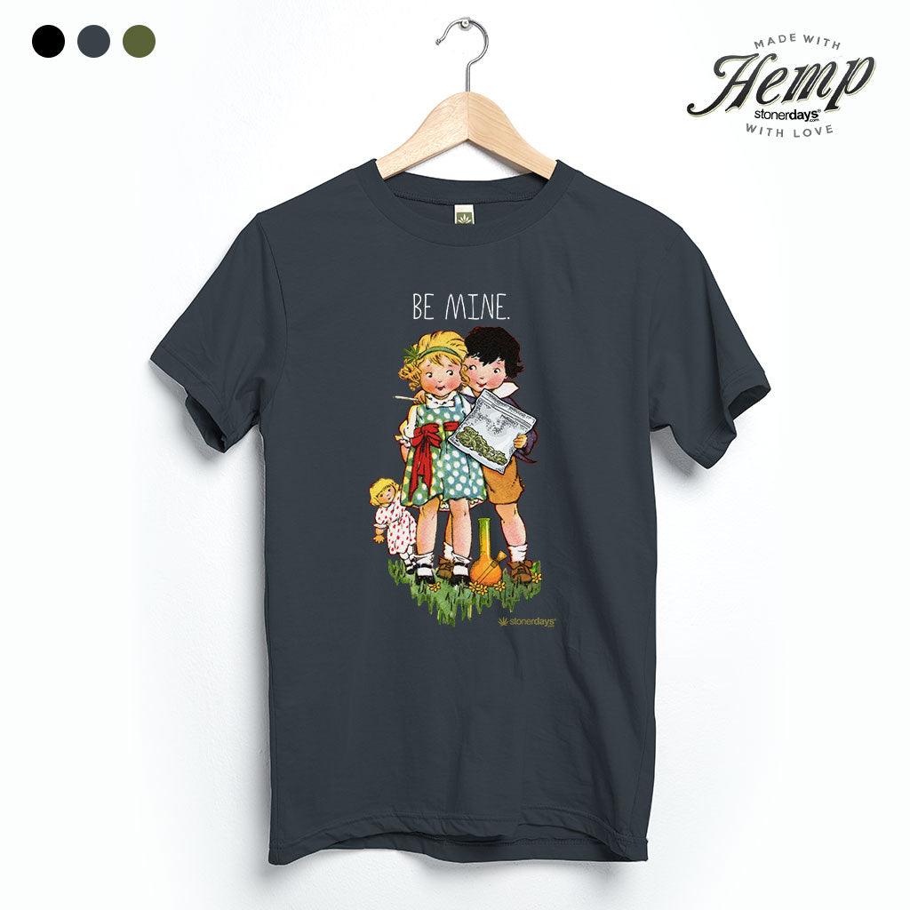 Be Mine Hemp Tee