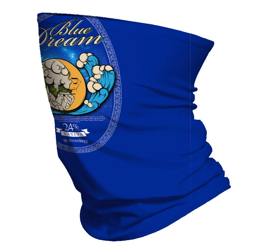 Blue Dream Neck Gaiter