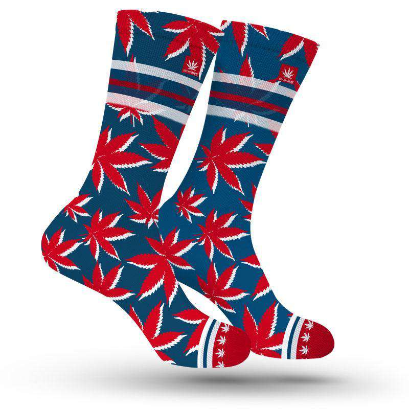 BUFFALO MARIJUANA SOCKS