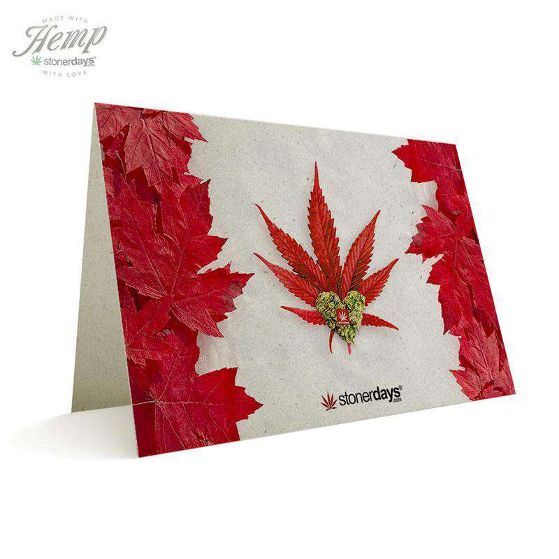 CANADA LOVE HEMP CARDS