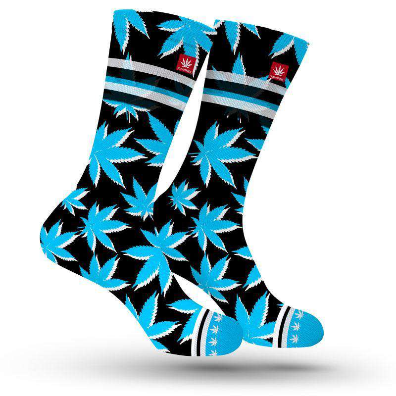 CAROLINA MARIJUANA SOCKS