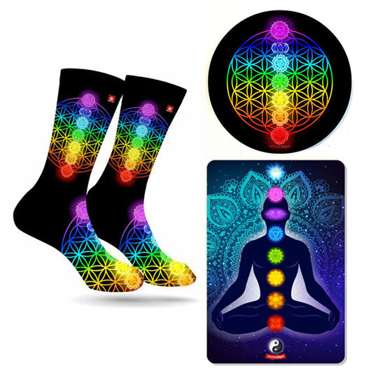 Open Your Chakras: Explorer Pack