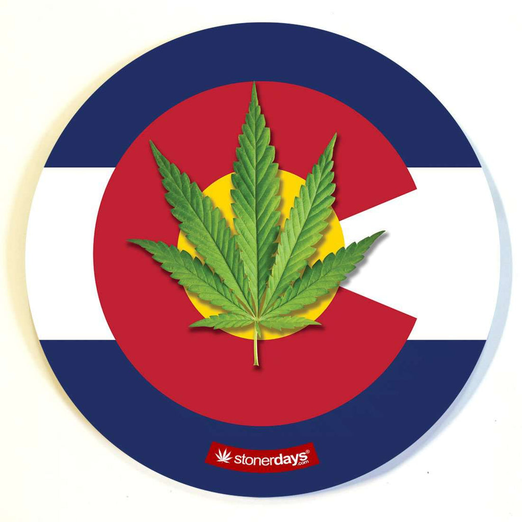 Colorado Flag Rig Mat