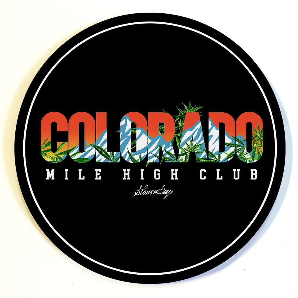 Colorado Mile High Rig Mat