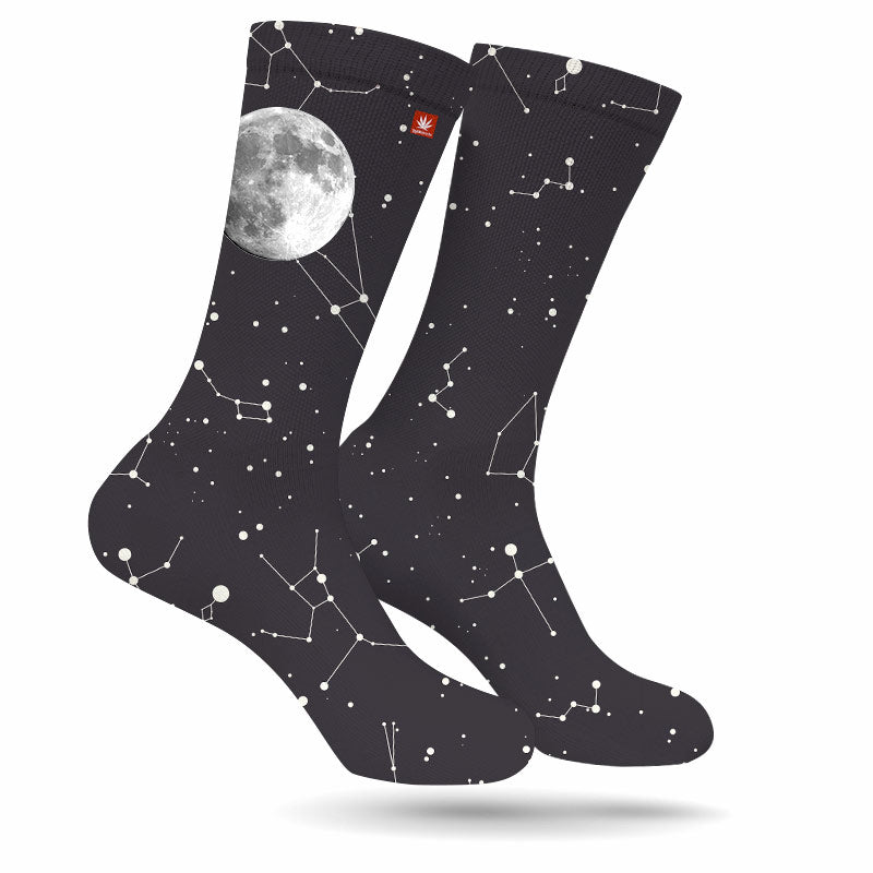 CONSTELLATIONS WEED SOCKS