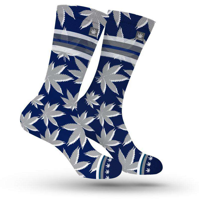 DALLAS CANNABIS SOCKS
