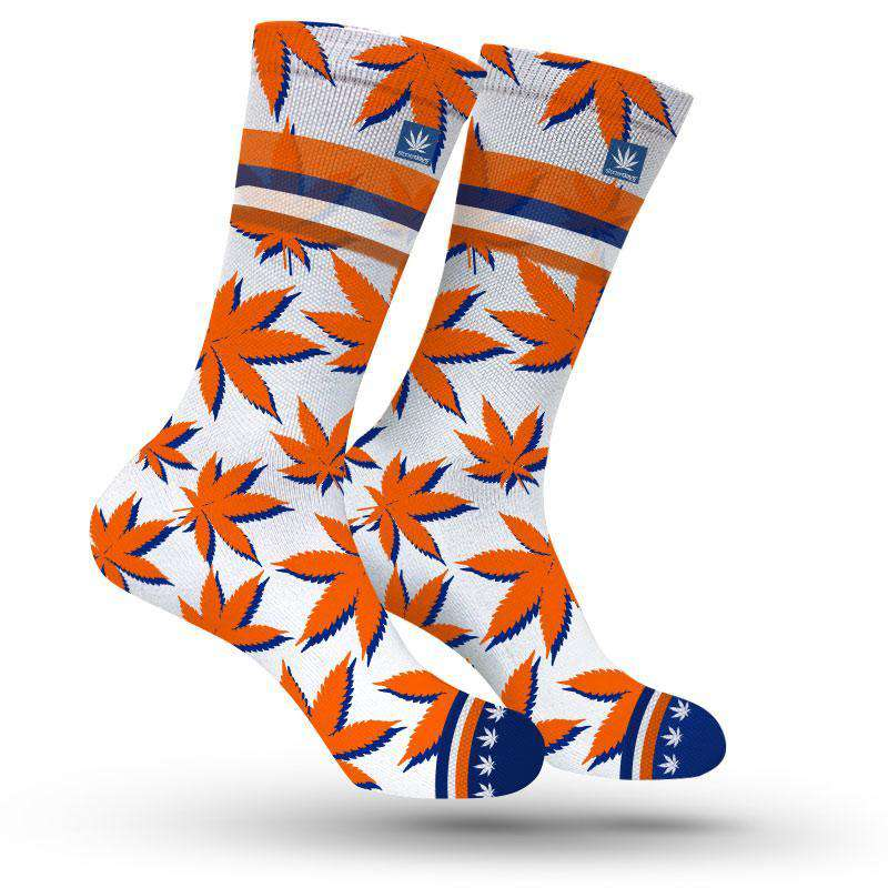 DENVER CANNABIS SOCKS