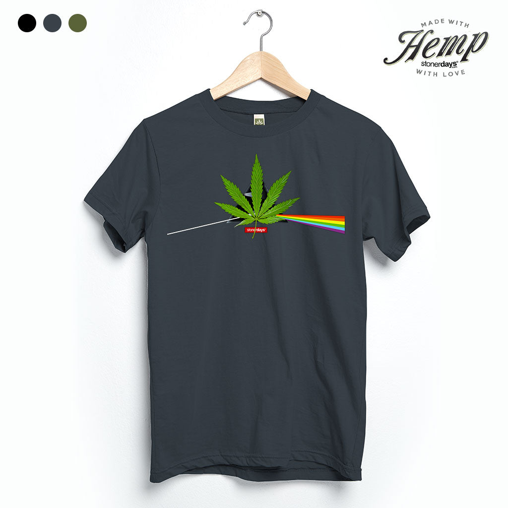 Dank Side Of The Moon Hemp Tee