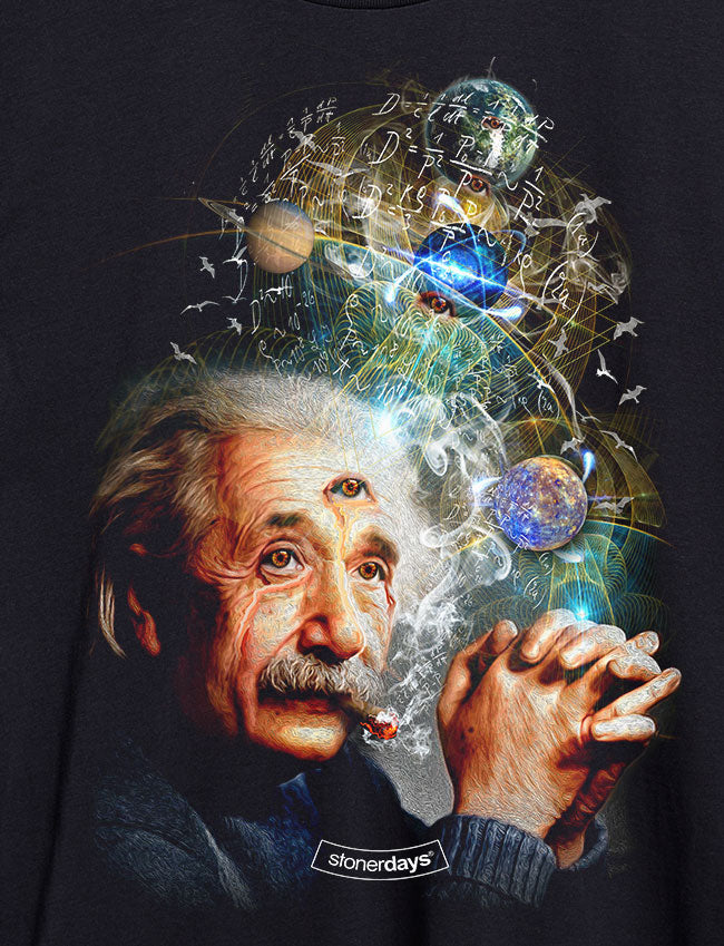 Einstein 3rd Eye Hemp Tee