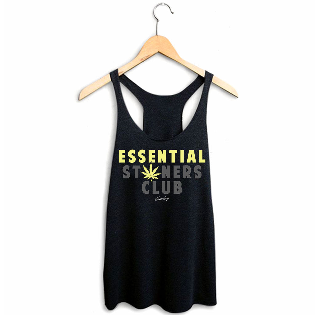 Essential Stoners Club Women's Racerback