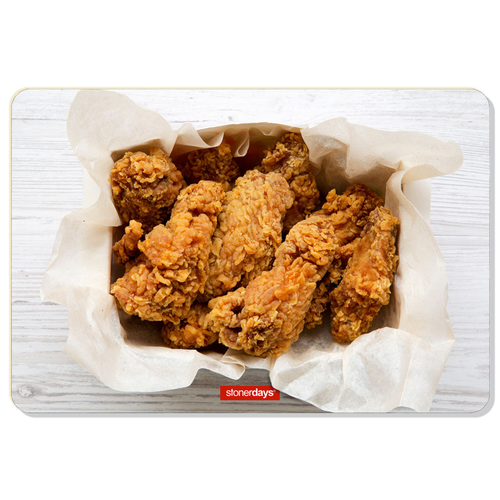 Fried Chicken Dab Mat